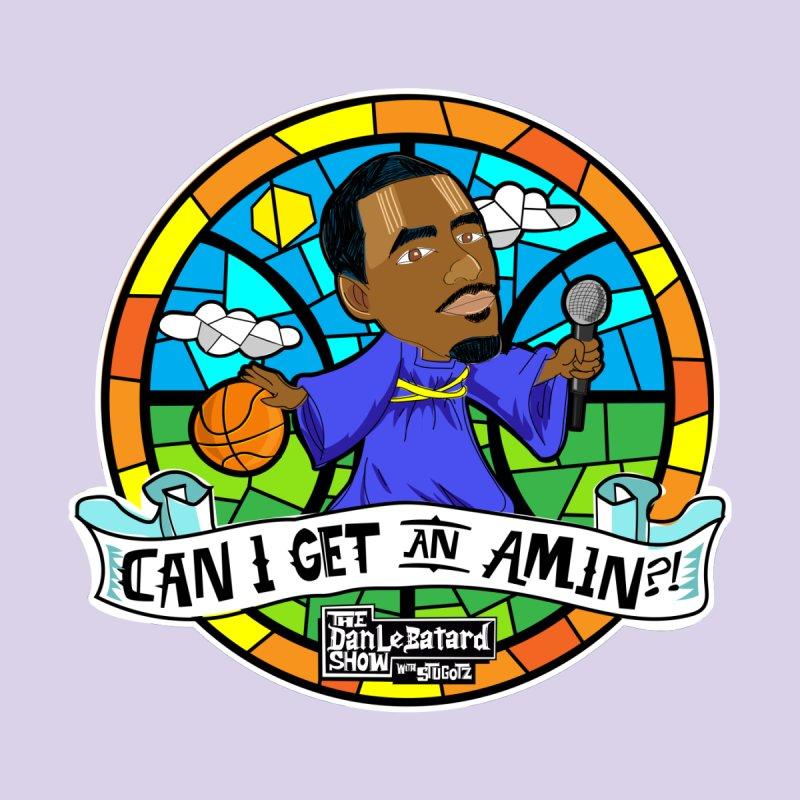 Can I get an Amin?! Women's T-Shirt by The Official Dan Le Batard Show Merch Store