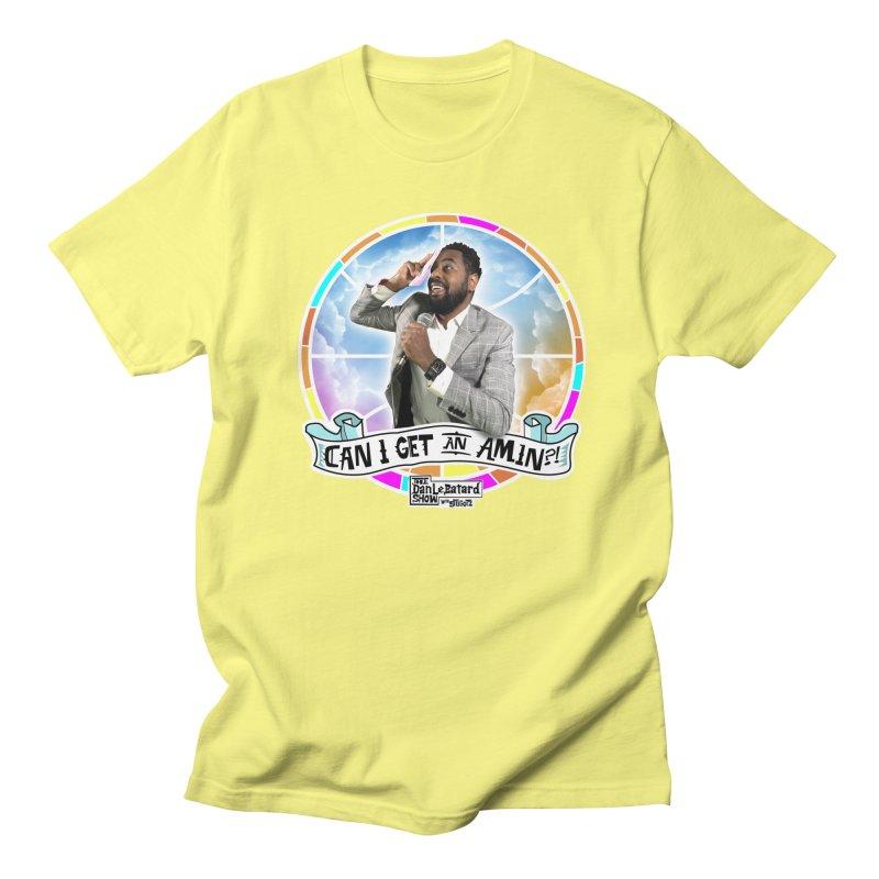 Reverend Amin Men's T-Shirt by The Official Dan Le Batard Show Merch Store