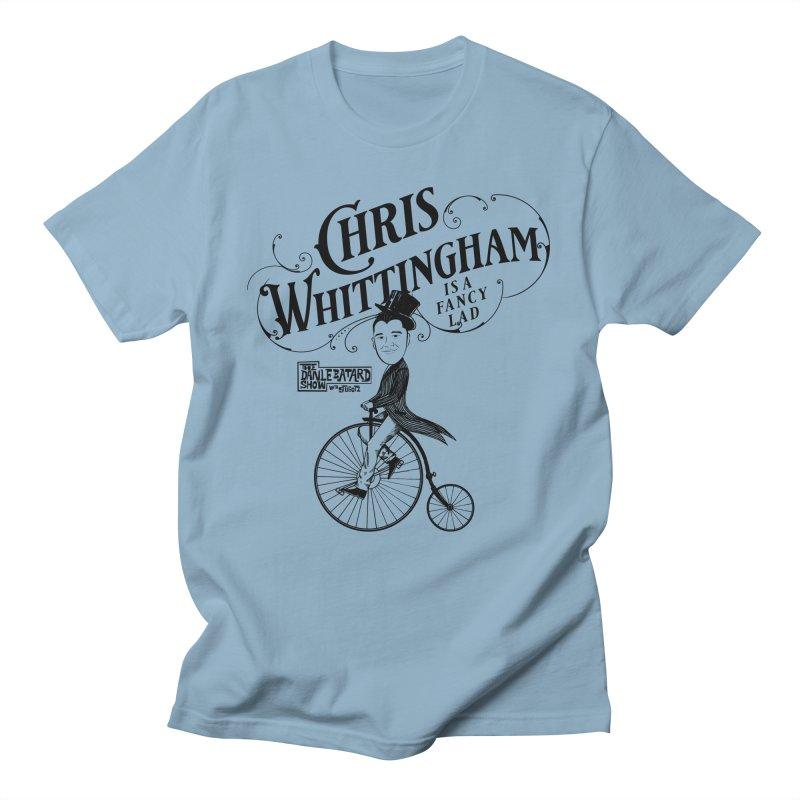 Fancy Lad Men's T-Shirt by The Official Dan Le Batard Show Merch Store