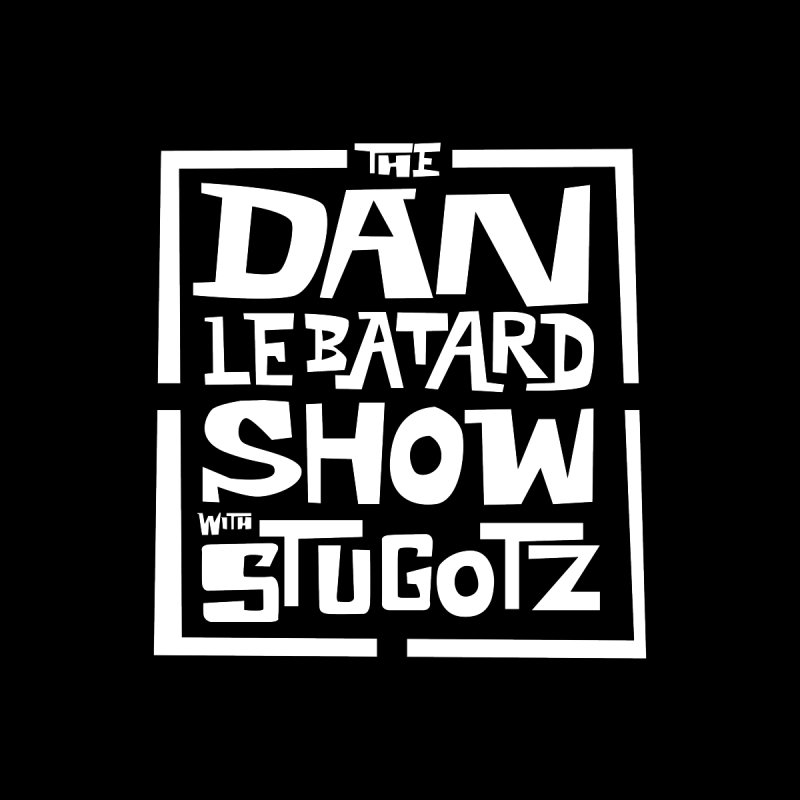 Alternate Show logo square white Women's Pullover Hoody by The Official Dan Le Batard Show Merch Store