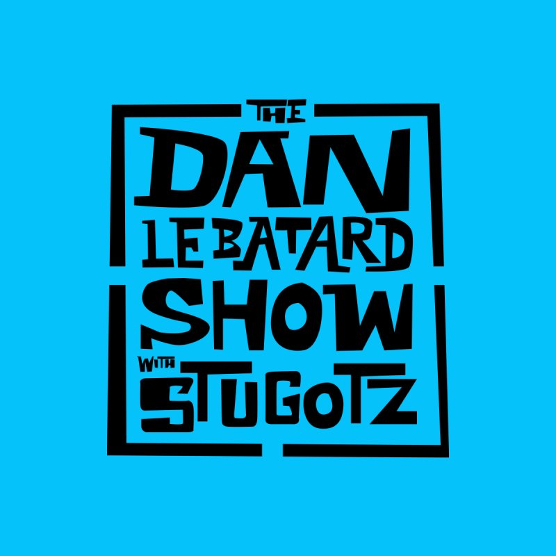 Alternate Show logo square black Women's Pullover Hoody by The Official Dan Le Batard Show Merch Store