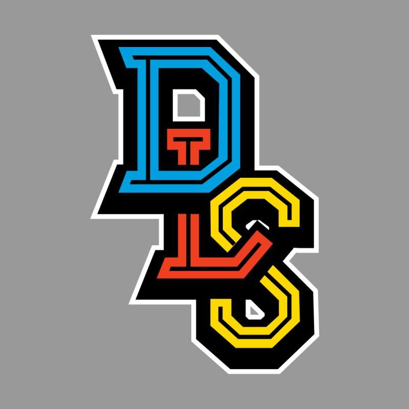 DLS team 3D color Accessories Hat by The Official Dan Le Batard Show Merch Store