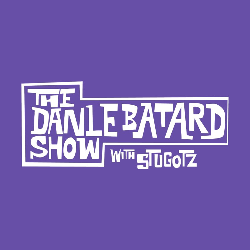 DLS logo white Accessories Hat by The Official Dan Le Batard Show Merch Store
