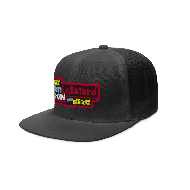 DLS Pirate logo Accessories Hat by The Official Dan Le Batard Show Merch Store