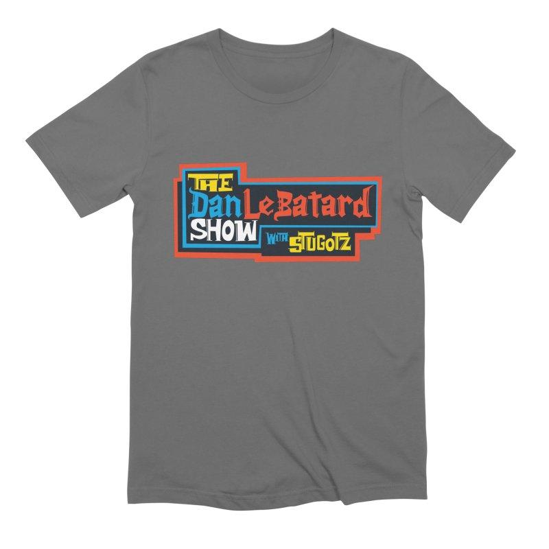 DLS Pirate logo Men's T-Shirt by The Official Dan Le Batard Show Merch Store
