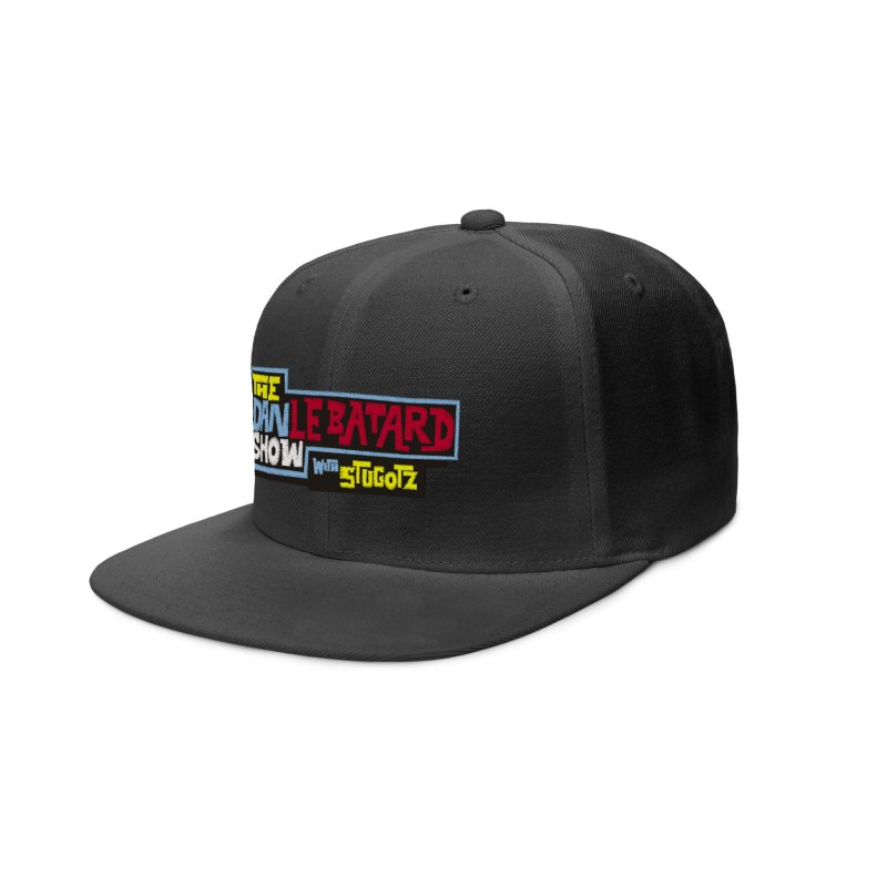 DLS logo color Accessories Hat by The Official Dan Le Batard Show Merch Store