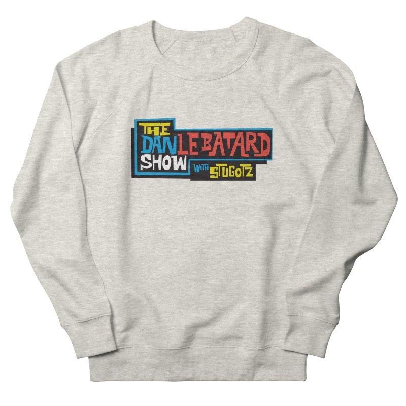 DLS logo color Women's Sweatshirt by The Official Dan Le Batard Show Merch Store