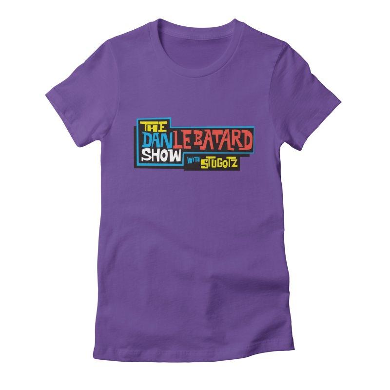 DLS logo color Women's T-Shirt by The Official Dan Le Batard Show Merch Store