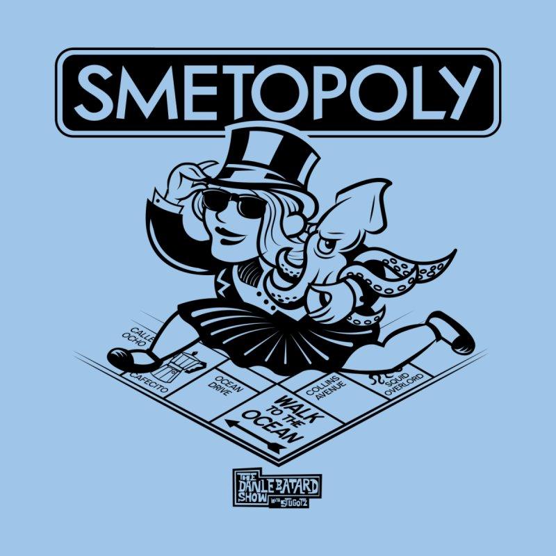 Smetopoly (black) Men's T-Shirt by The Official Dan Le Batard Show Merch Store