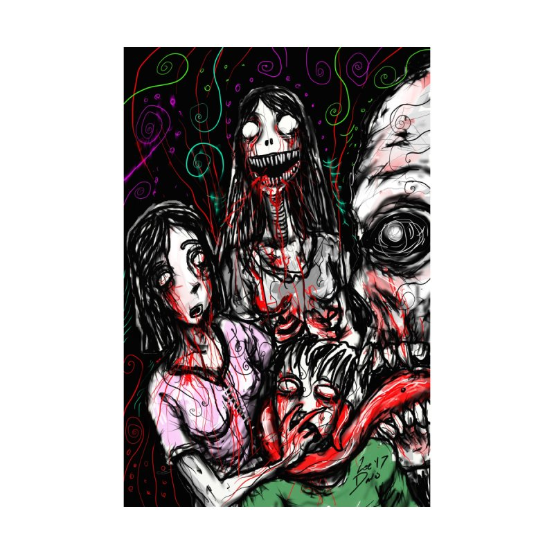 Clotted Agony Stew 01 by Lee Davis's Artist Shop