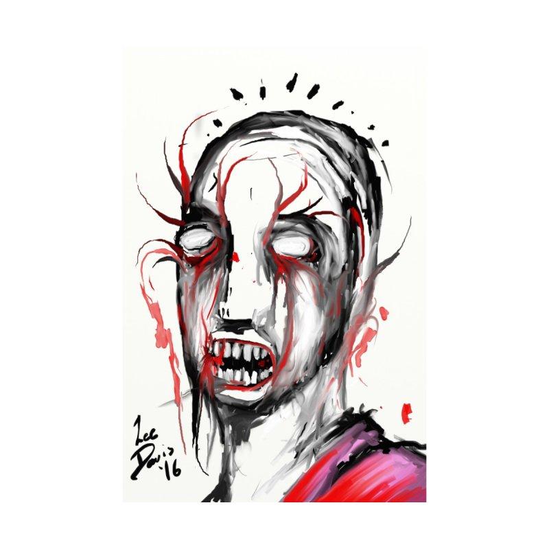 Morbid Face by Lee Davis's Artist Shop
