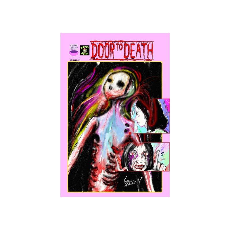Door to Death Issue 6 by Lee Davis's Artist Shop