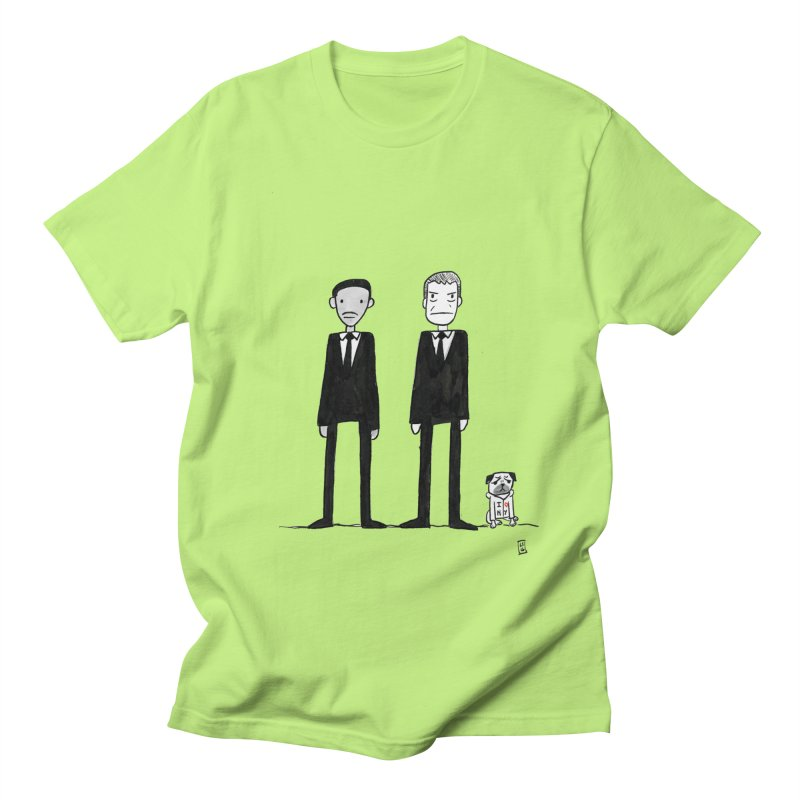 Jay, Kay and Frank Men's T-Shirt by Lee Draws Stuff