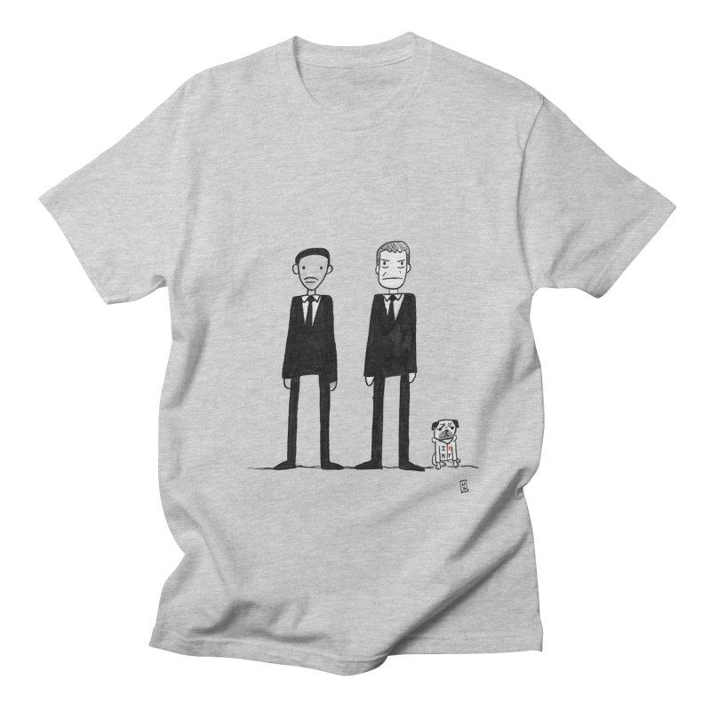 Jay, Kay and Frank Men's Regular T-Shirt by Lee Draws Stuff