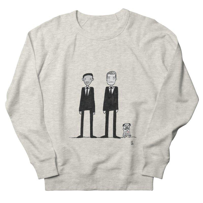 Jay, Kay and Frank Men's Sweatshirt by Lee Draws Stuff
