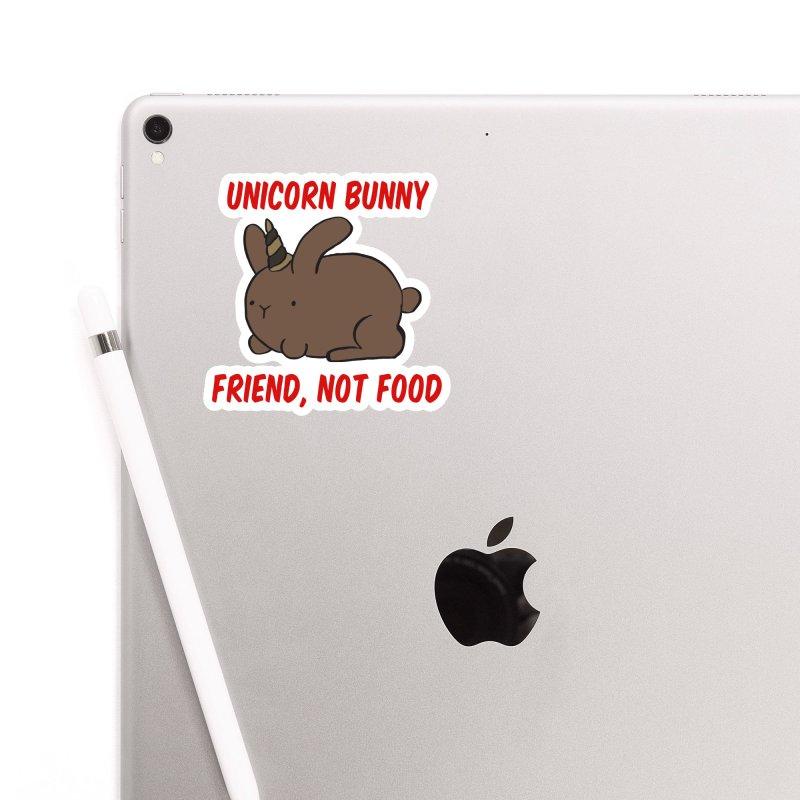 Friend not Food Accessories Sticker by Lee Draws Stuff