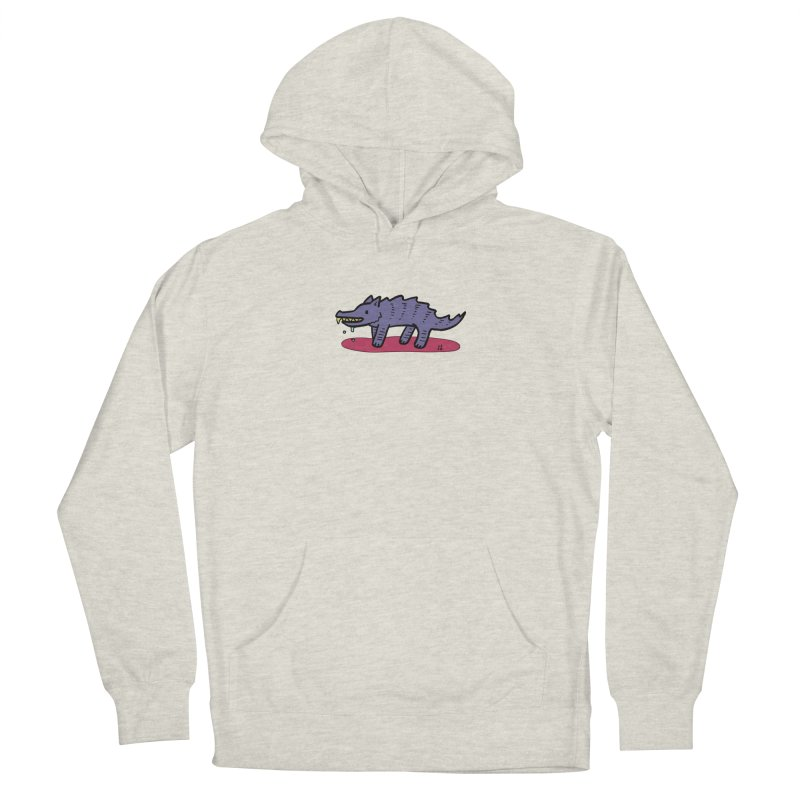 Feed him! Women's Pullover Hoody by Lee Draws Stuff