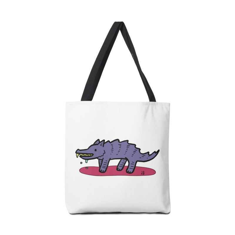 Feed him! Accessories Bag by Lee Draws Stuff
