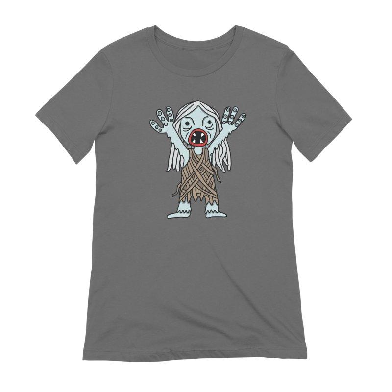 Salty Women's T-Shirt by Lee Draws Stuff