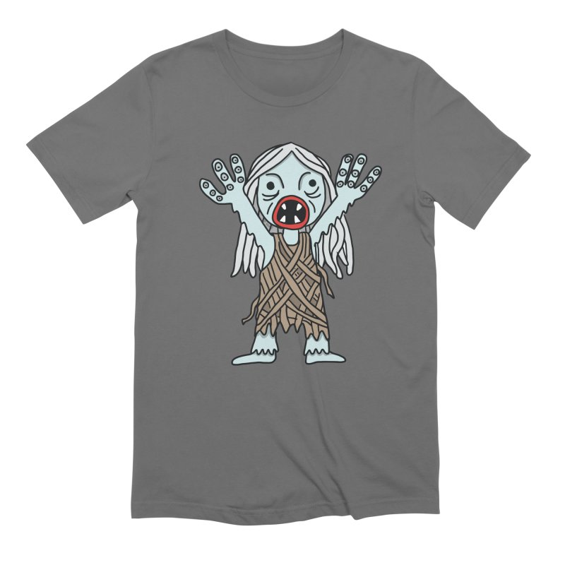 Salty Men's T-Shirt by Lee Draws Stuff