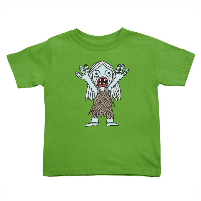 Salty Kids Toddler T-Shirt by Lee Draws Stuff