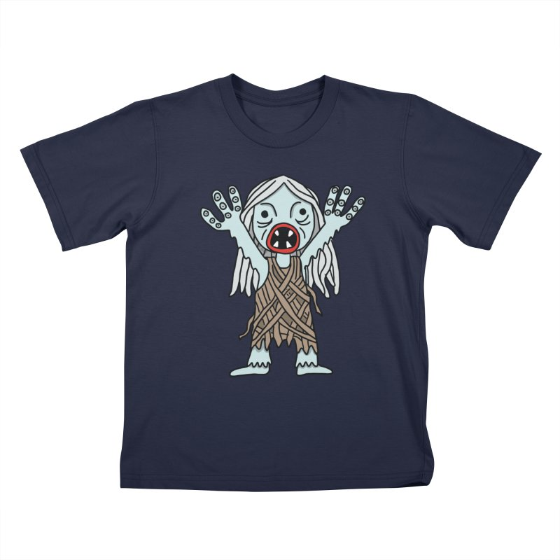 Salty Kids T-Shirt by Lee Draws Stuff