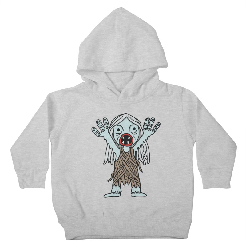Salty Kids Toddler Pullover Hoody by Lee Draws Stuff