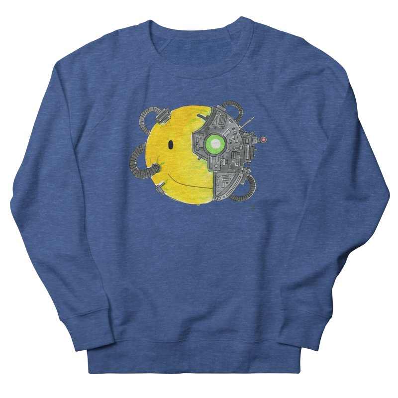 Don't Worry Be Assimilated. Women's Sweatshirt by Lee Draws Stuff