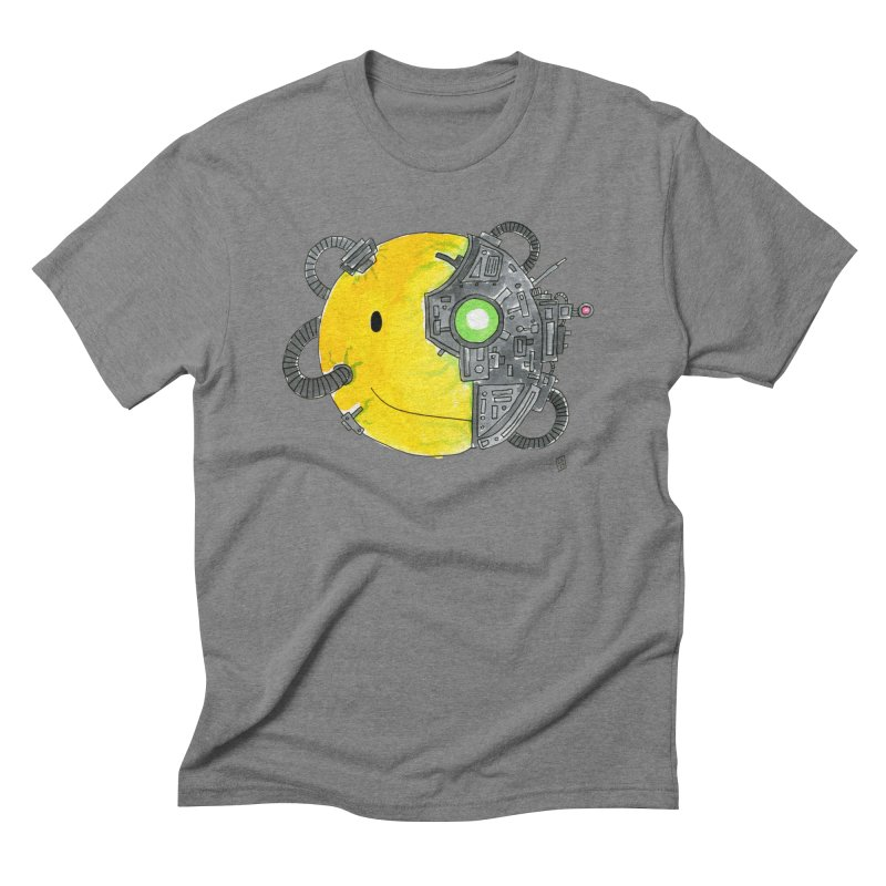 Don't Worry Be Assimilated. Men's Triblend T-Shirt by Lee Draws Stuff