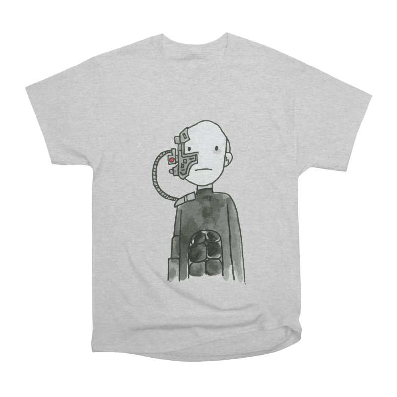 Locutus Women's Classic Unisex T-Shirt by Lee Draws Stuff
