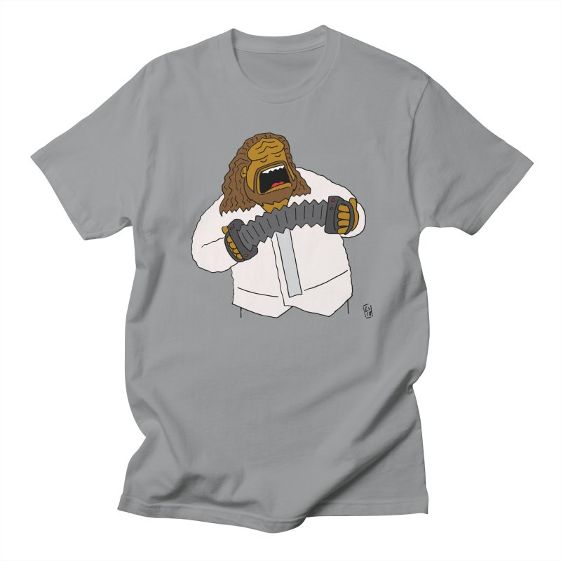 Perhaps today is a good day to dine! Men's Regular T-Shirt by Lee Draws Stuff