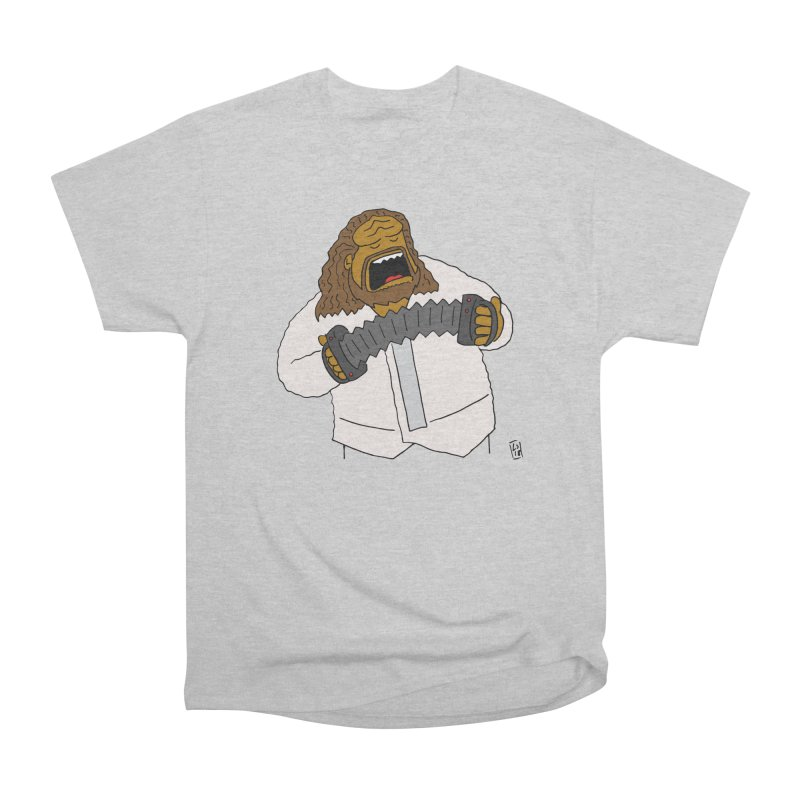 Perhaps today is a good day to dine! Women's Heavyweight Unisex T-Shirt by Lee Draws Stuff