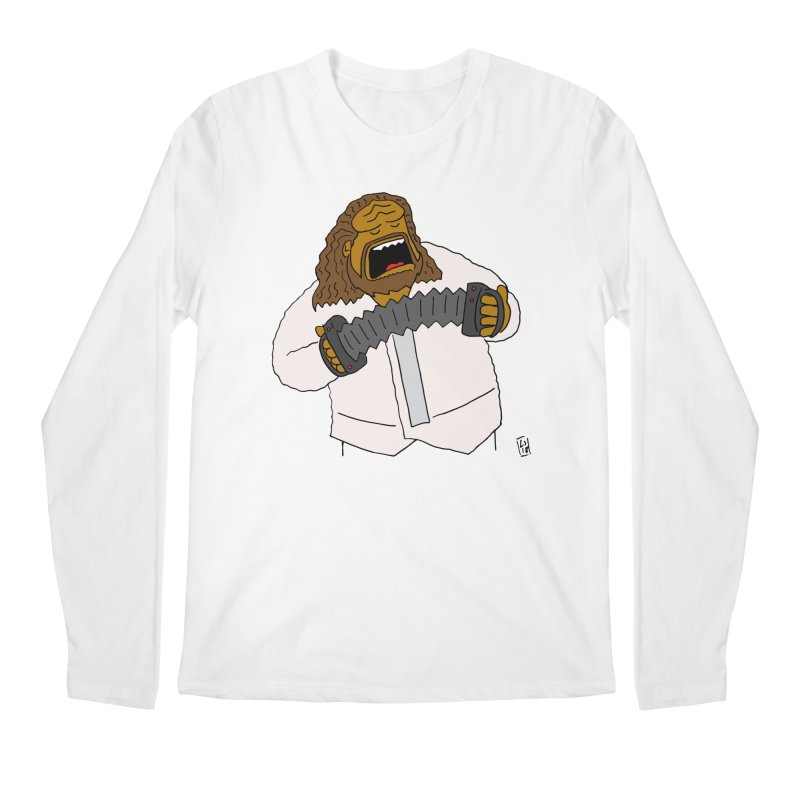 Perhaps today is a good day to dine! Men's Regular Longsleeve T-Shirt by Lee Draws Stuff