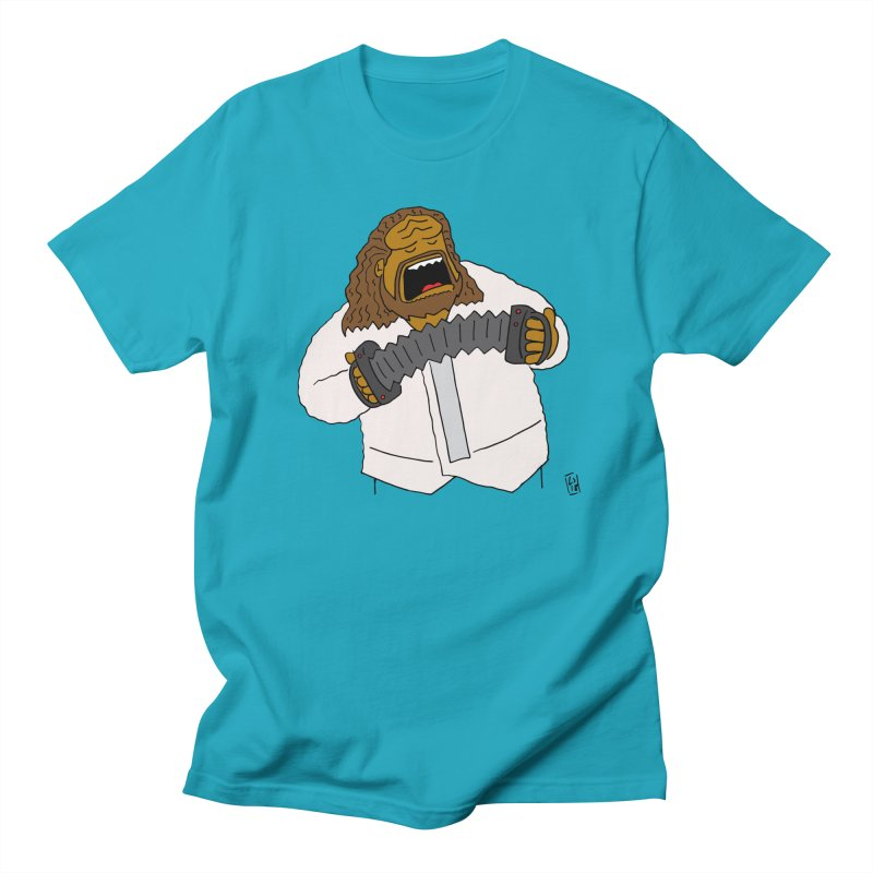 Perhaps today is a good day to dine! Men's T-Shirt by Lee Draws Stuff