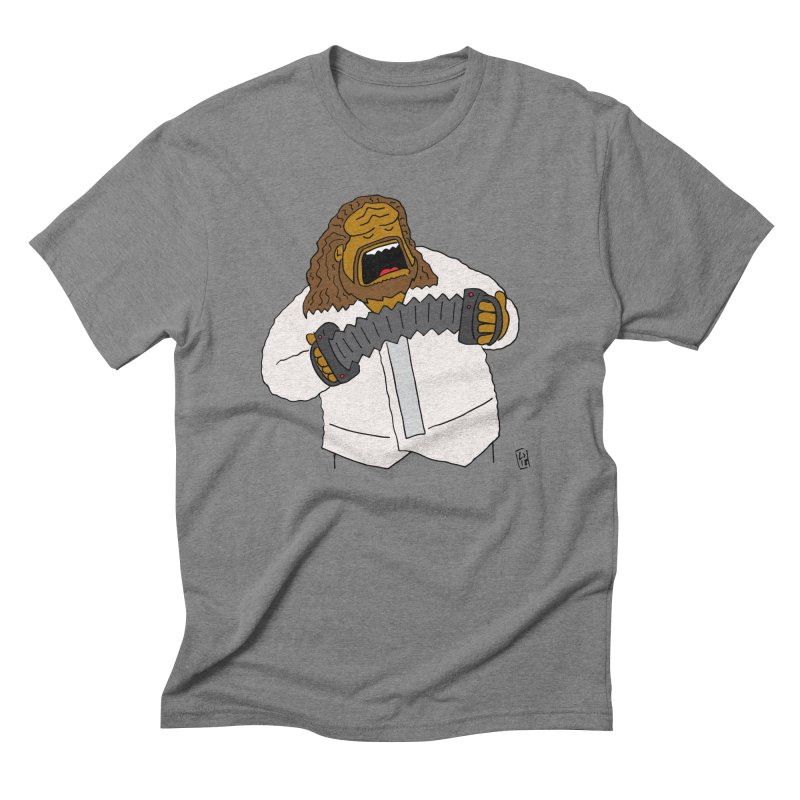 Perhaps today is a good day to dine! Men's Triblend T-Shirt by Lee Draws Stuff