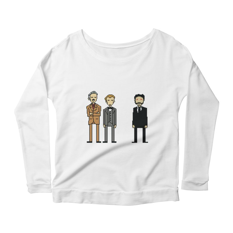 Confronting an ancient evil Women's Longsleeve T-Shirt by Lee Draws Stuff