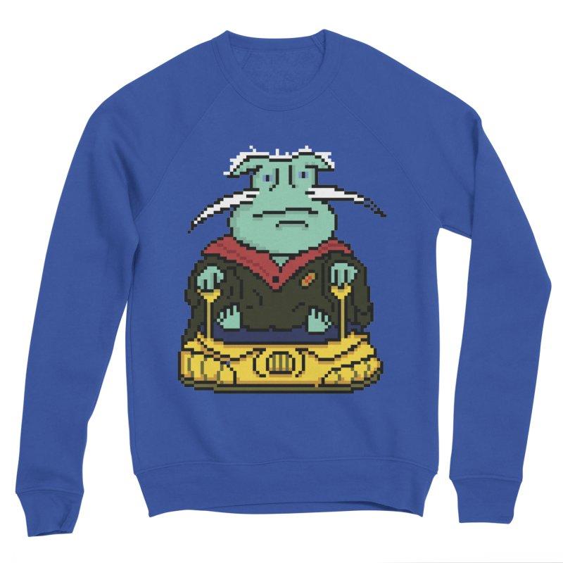 The 8Bit Dominar Men's Sweatshirt by Lee Draws Stuff