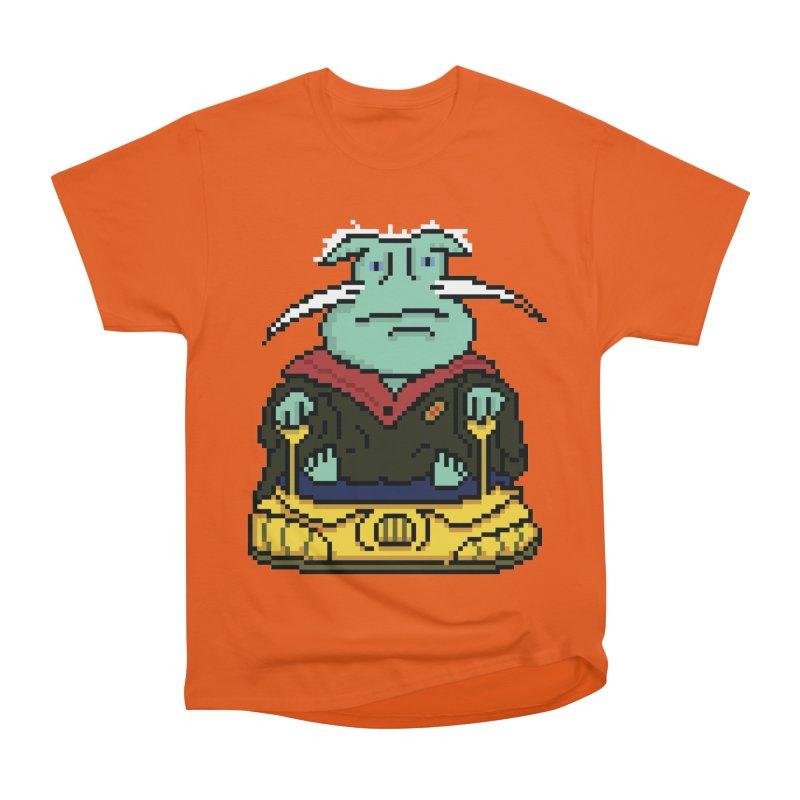 The 8Bit Dominar Men's T-Shirt by Lee Draws Stuff