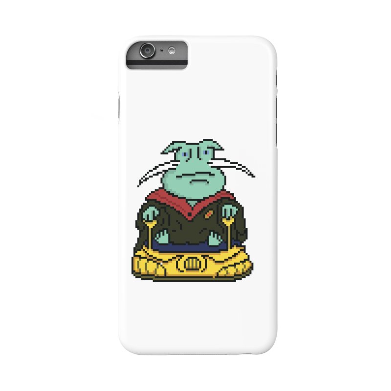 The 8Bit Dominar Accessories Phone Case by Lee Draws Stuff