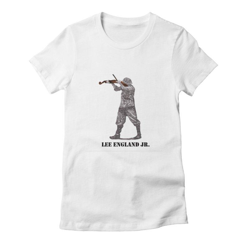 Music is my weapon Women's T-Shirt by leeenglandjr's Artist Shop