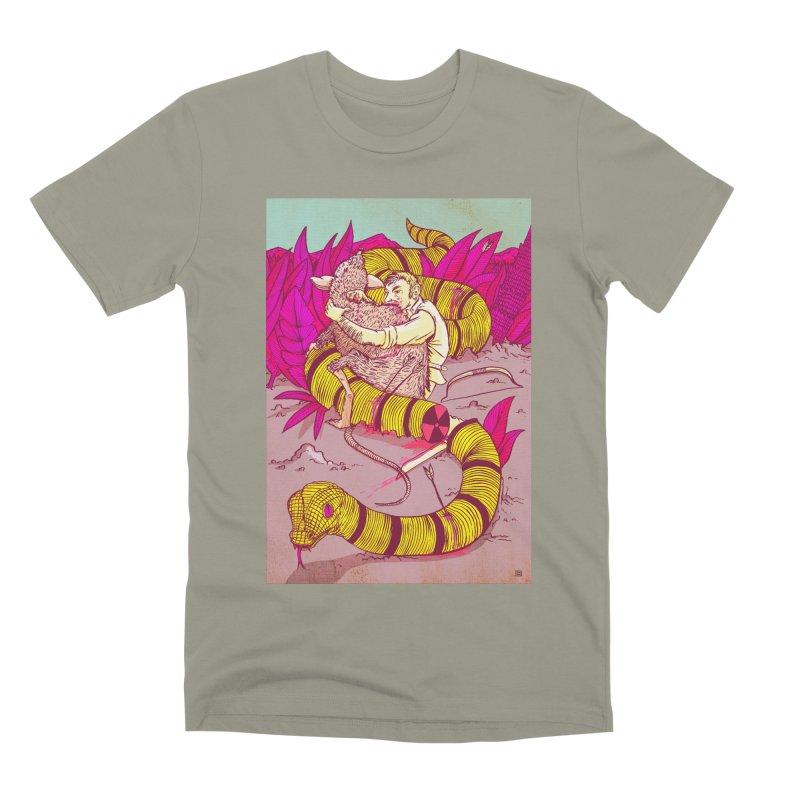 Survival Men's Premium T-Shirt by leegrace.com