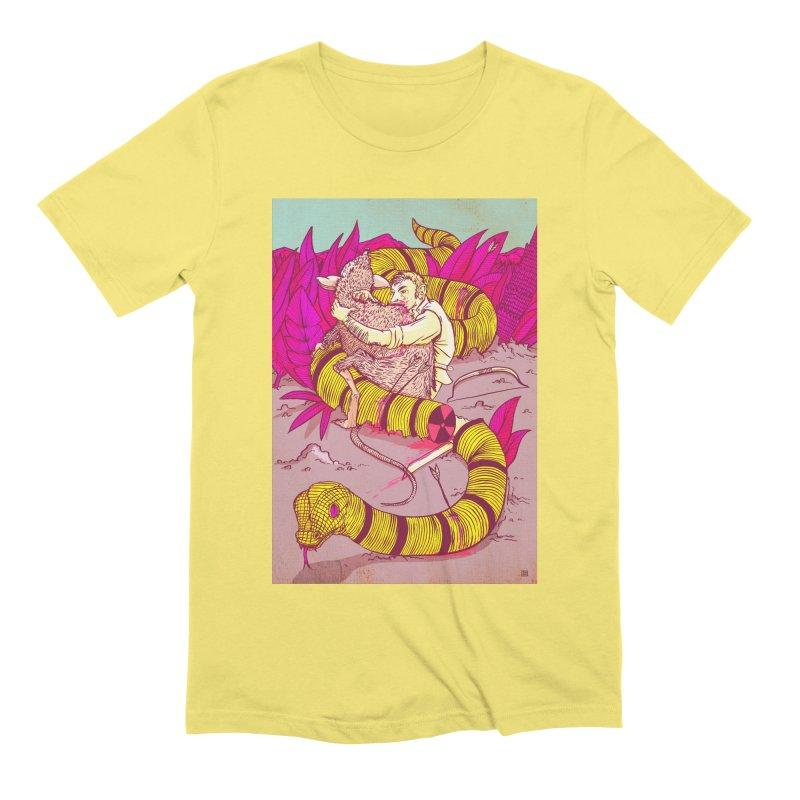 Survival Men's Extra Soft T-Shirt by leegrace.com