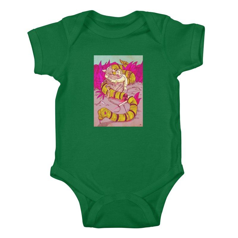 Survival Kids Baby Bodysuit by leegrace.com