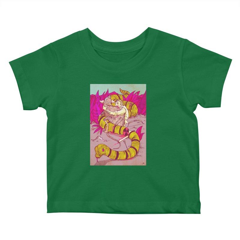 Survival Kids Baby T-Shirt by leegrace.com