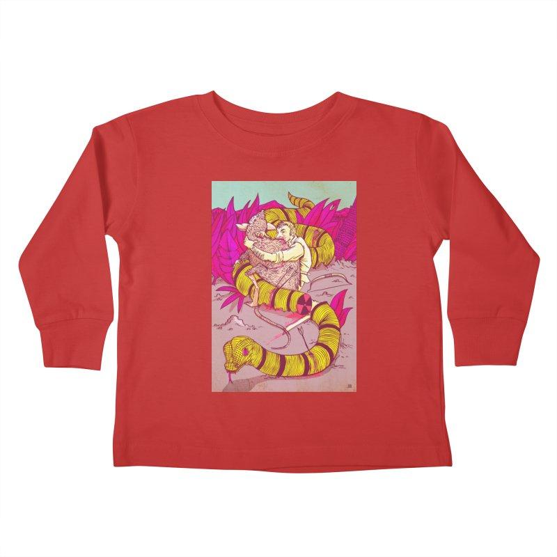 Survival Kids Toddler Longsleeve T-Shirt by leegrace.com