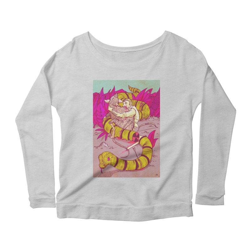 Survival Women's Scoop Neck Longsleeve T-Shirt by leegrace.com