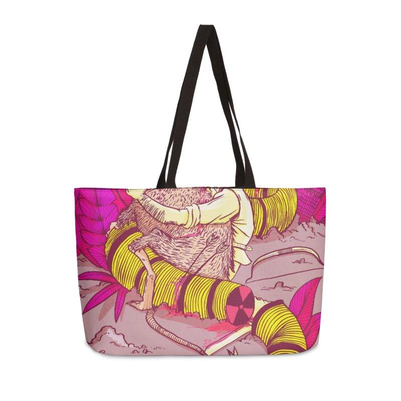 Survival Accessories Weekender Bag Bag by leegrace.com