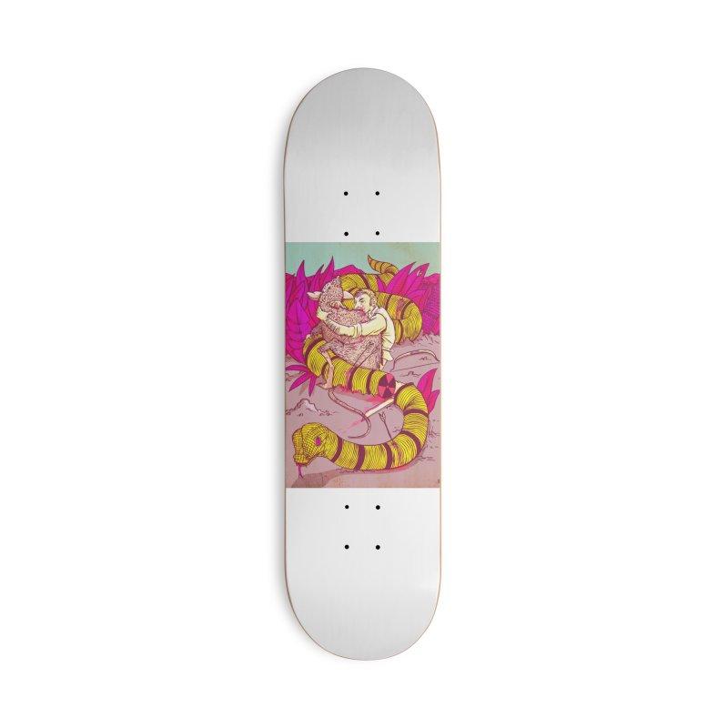Survival Accessories Skateboard by leegrace.com