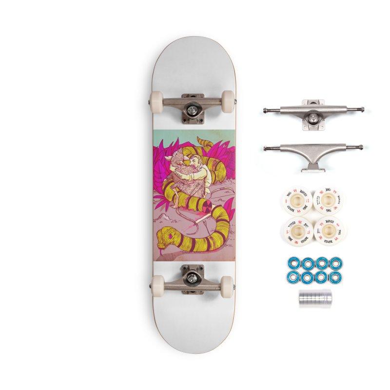 Survival Accessories Complete - Premium Skateboard by leegrace.com