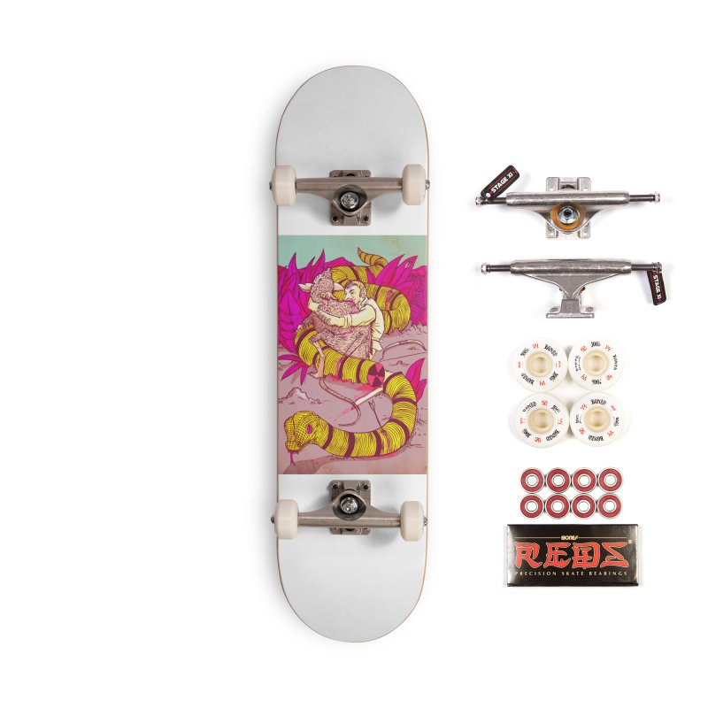 Survival Accessories Complete - Pro Skateboard by leegrace.com
